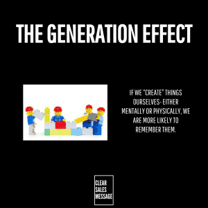 THE GENERATION EFFECT