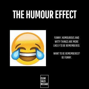THE HUMOUR EFFECT