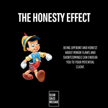 THE HONESTY EFFECT