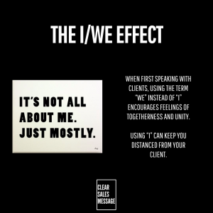 The IWE Effect